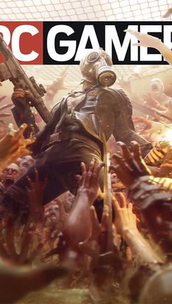 Killing Floor 2 - PC GAMER Cover