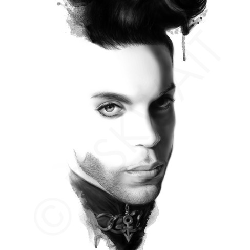PRINCE • The Beautiful Ones.