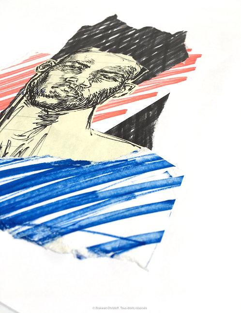 Portrait Colors n°1