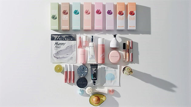 Coveted Korean Beauty Brands Aprilskin & Medicube Arrive in