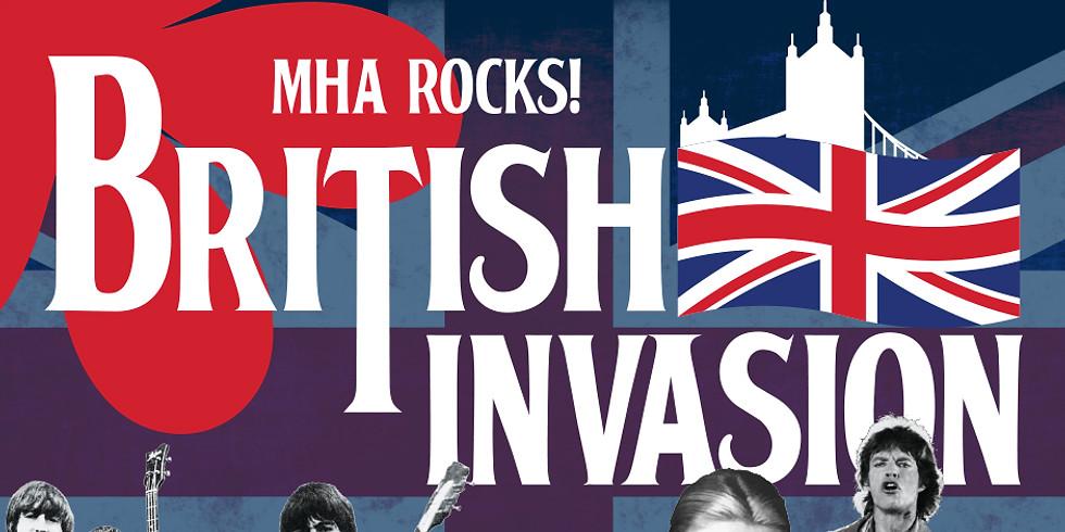 MHA ROCKS! British Invasion