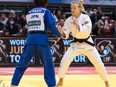 Jessica Klimkat Wins Prestigious Osaka Grand Slam