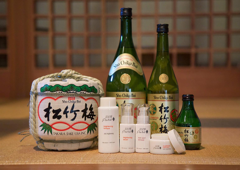 The Surprising Skincare Benefits of Sake