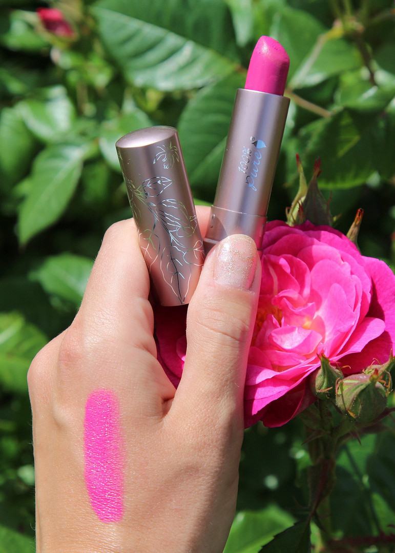 Top 10 Lipsticks Inspired by Roses