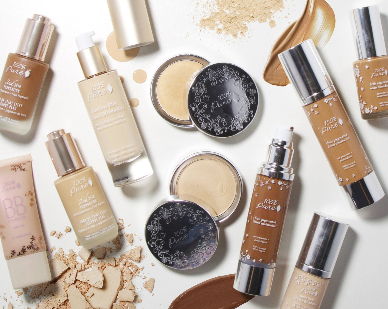How to Choose the Best Natural Foundation
