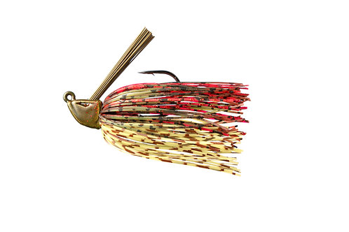 SLM Swim Jig - Red Gill