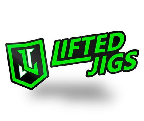 Lifted Jigs Decal