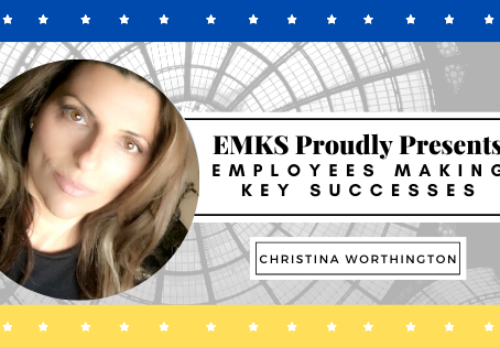 EMKS Proudly Presents: Employees Making Key Successes!