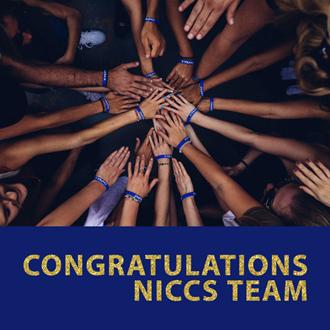 Congratulations NICCS!