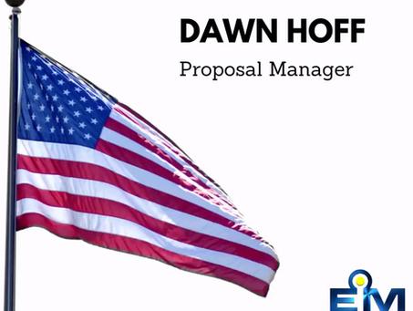 Dawn Hoff's 2nd Work Anniversary