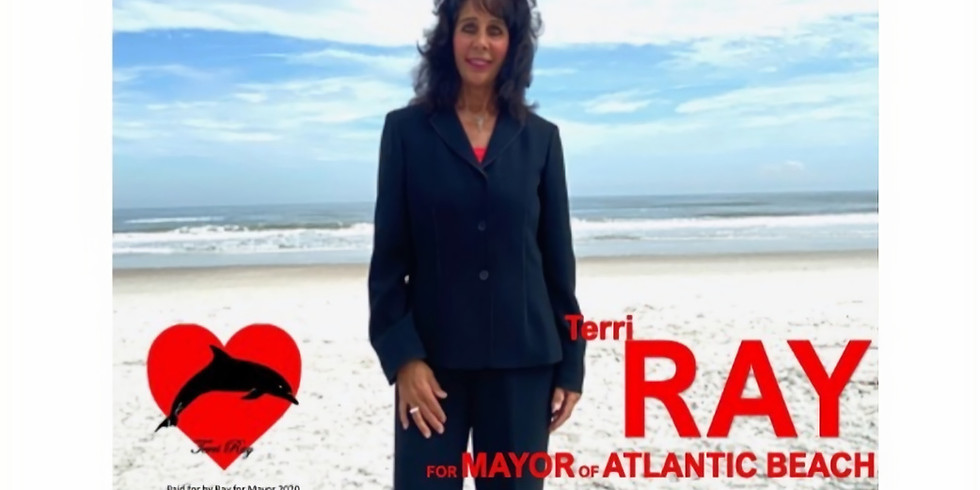 Meet Your New Mayor Candidate Terri Ray