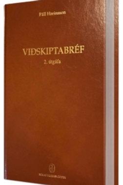 Viðskiptabréf 2. útgáfa