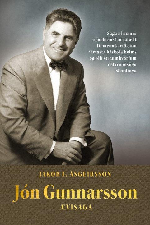 Jón Gunnarsson - ævisaga