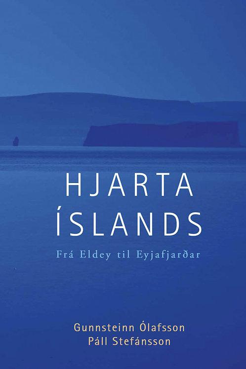 Hjarta Íslands. Frá Eldey til Eyjafjarðar