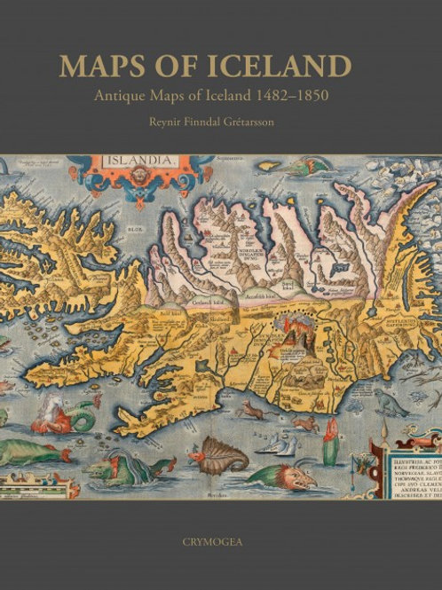 Maps of Iceland