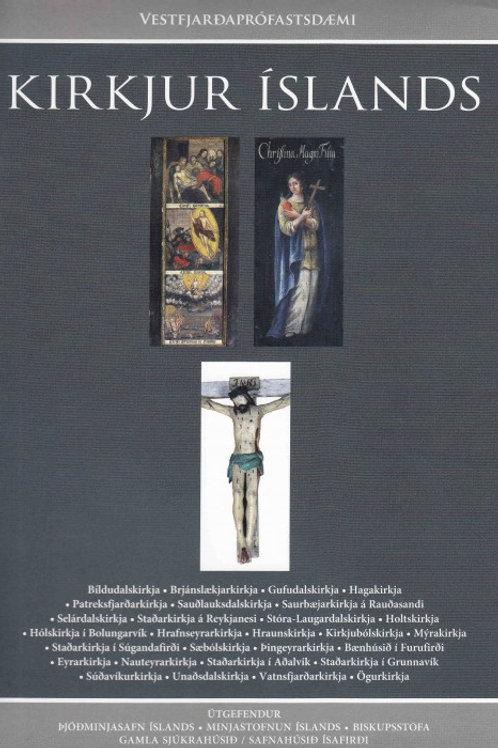 Kirkjur Íslands: 26-28. bindi