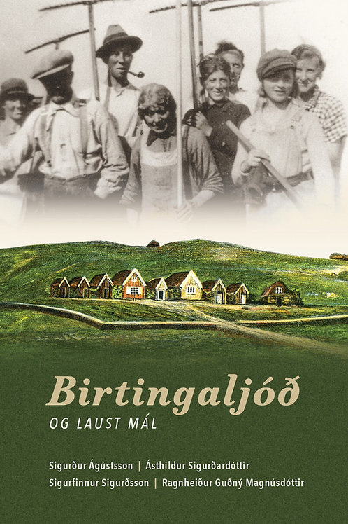 Birtingaljóð og laust mál