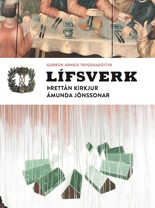 LÍFSVERK - Þrettán kirkjur Ámunda Jónssonar