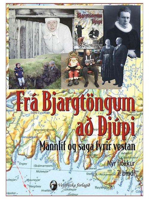 Frá Bjargtöngum að Djúpi 7.b