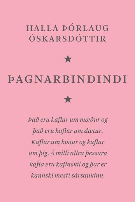 Þagnarbindindi