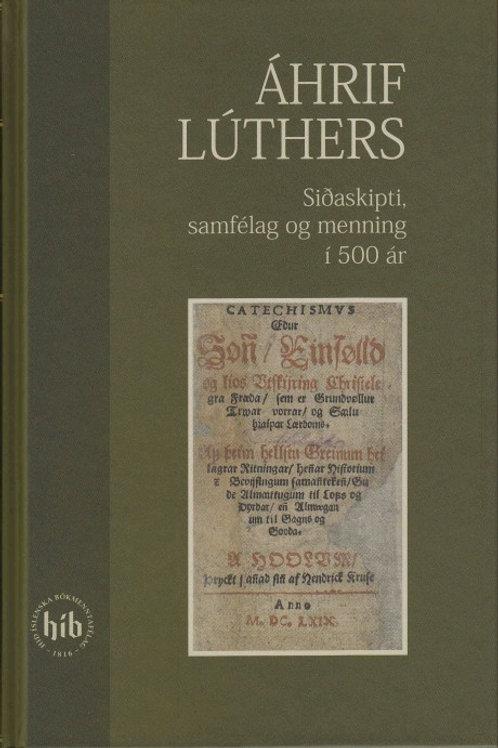 Áhrif Lúthers