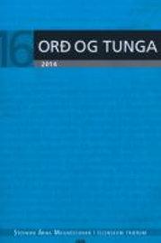 Orð og tunga