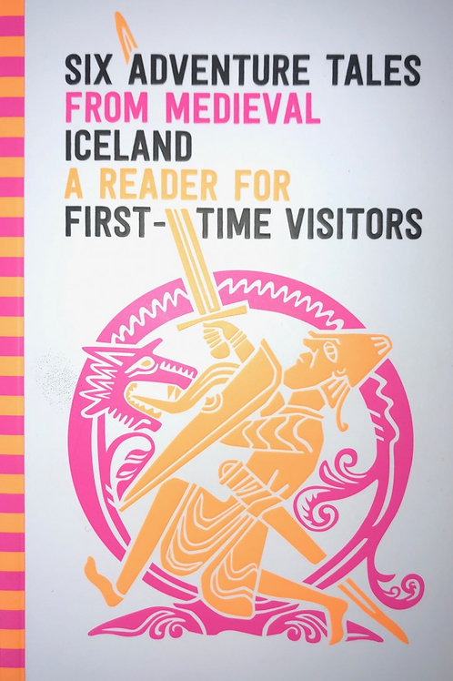 Six Adventure Tales From Medieval Iceland