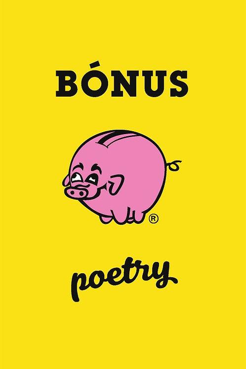 Bónus poetry