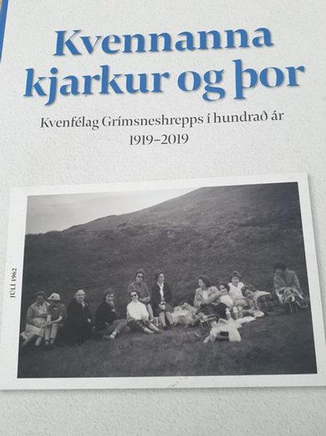 Kvennanna kjarkur og þor