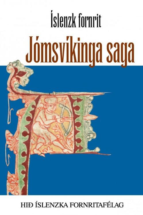 Íslensk fornrit: Jómsvíkinga saga