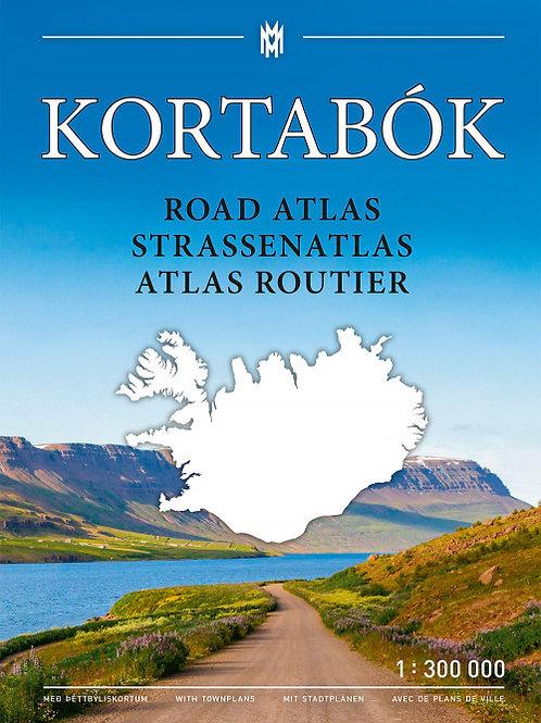 Kortabók / Road Atlas