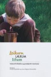 Leikum, lærum, lifum
