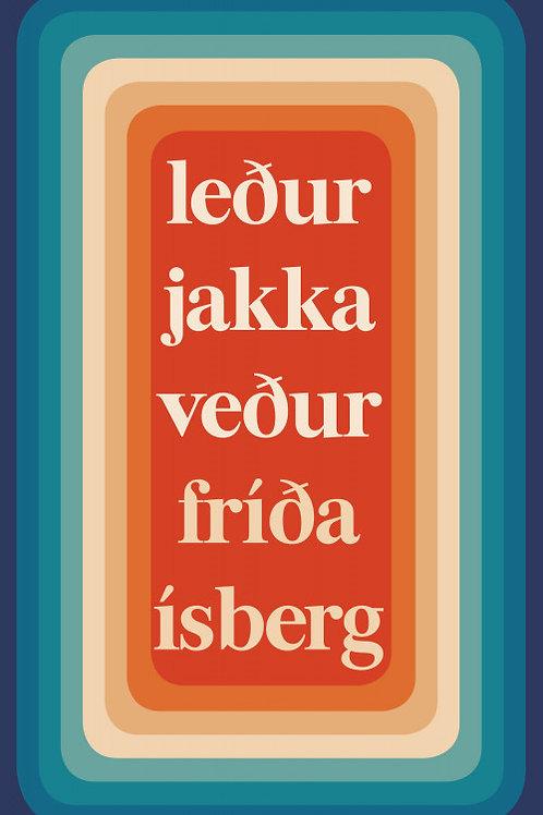 Leðurjakkaveður