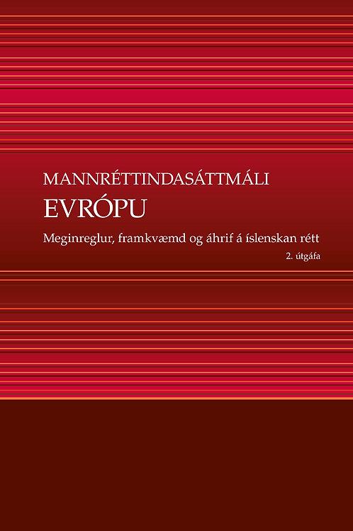 Mannréttindasáttmáli Evrópu