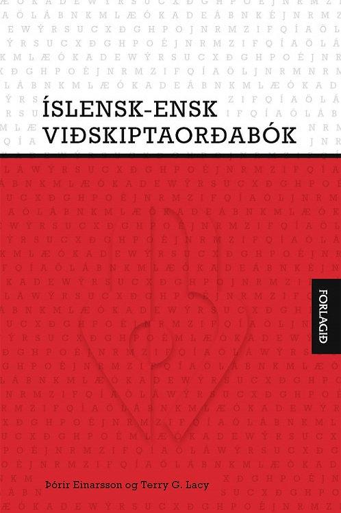 Íslensk - ensk viðskiptaorðabók