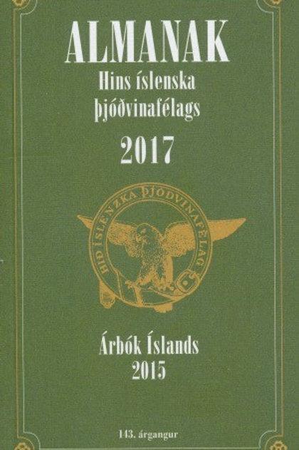 Almanak Hins íslenska þjóðvinafélags 2017