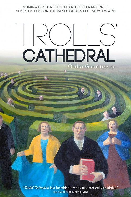 Trolls´Cathedral