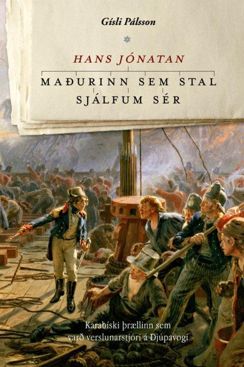 Hans Jónatan – Maðurinn sem stal sjálfum sér