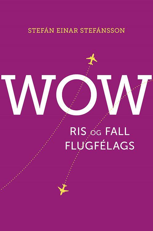 WOW - ris og fall flugfélags