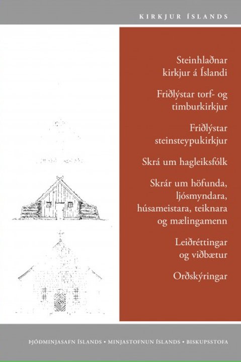 Kirkjur Íslands vol. 31