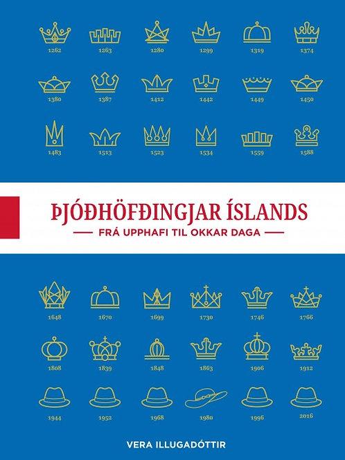 Þjóðhöfðingjar Íslands. Frá upphafi til okkar daga