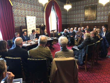 Campaign Launch Parliamentary Event