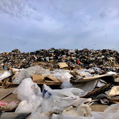 Landfill in San Jose del Cabo