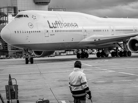 Vom Modellflug zum Beruf