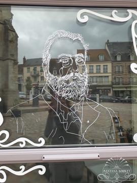 Portrait Adrien Proust