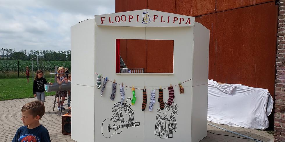 Floopi en het muziekfeest