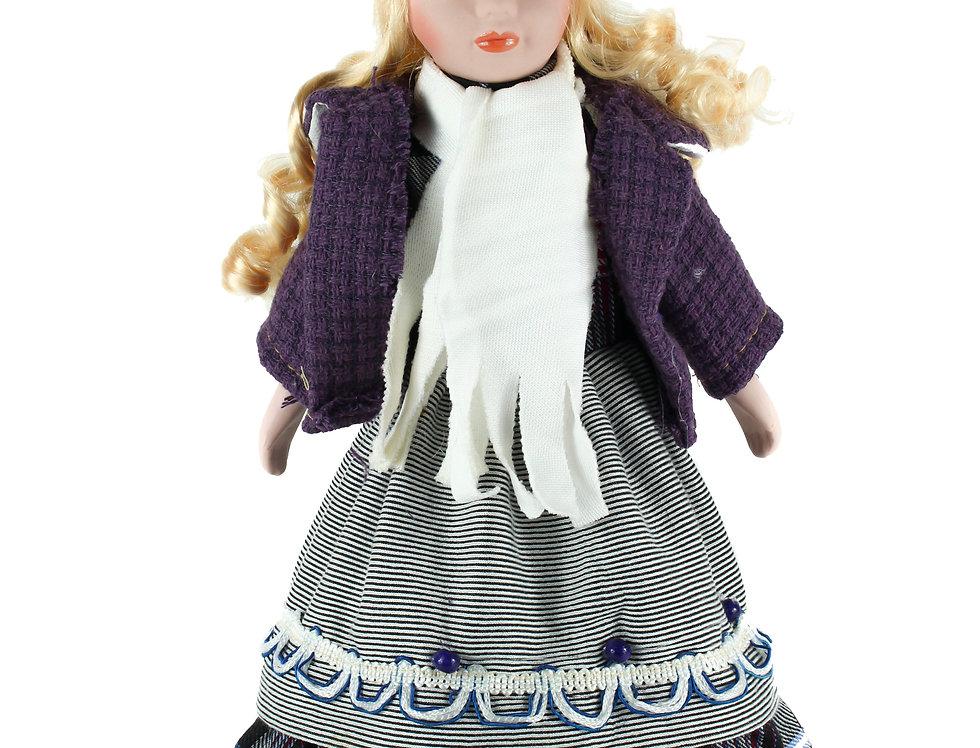 Porcelain Doll 41cm