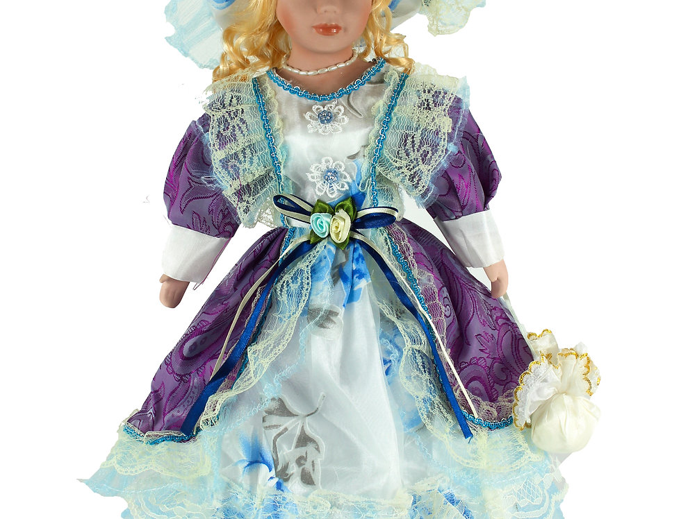 Princess Porcelain Doll 41cm