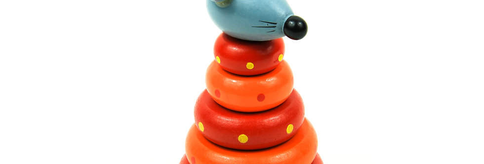 "Stacking Tower ""Mouse"""