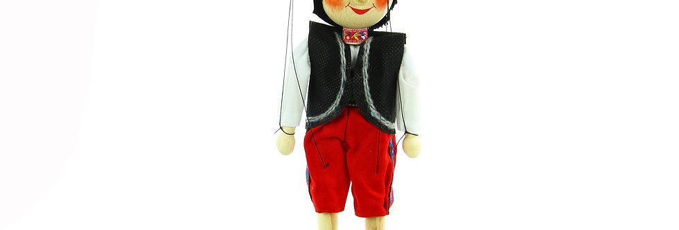 Wooden Puppet Krojak